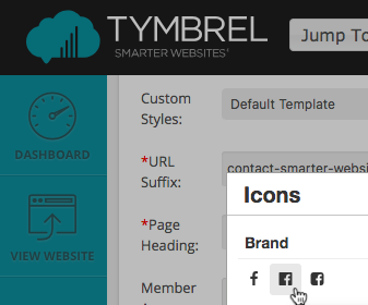 Business Icons & Emojis | Font Awesome | Tymbrel Websites