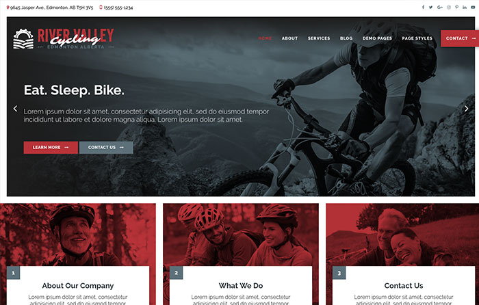 TK1034 | Responsive Website Design Package