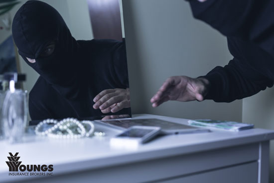 How To Prevent Home Break-Ins, Youngs Insurance, Ontario